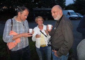 15. Nos amis étrangers : Antoon, Ans et Tim